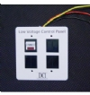 DCI #2900 - Control Panel - Single Switch Panel / Expandable to 4