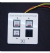 DCI #2902 - Control Panel - Triple Switch Panel / Expandable to 4