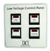 DCI #2904 - Control Panel - Quad Switch Panel