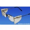 Eyewear Side Shields - Slip On Rigid Plastic Shields