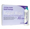 Regisil Rigid Refill - 4 x 50ml Cartridges - #619425