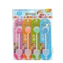 Candy Tongue Cleaner - 4 Pk. Pink, Orange, Green, Blue Combo