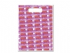Scatter Bag - Brsh/Flss/Sml Clear 7x10 (100)