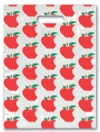 Scatter Bag - Apples Clear 7x10 (100)