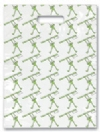Scatter Bag - Frog & Brush Clear 7x10 (100)