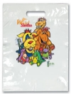 Bags - Full Color Wild Smiles Lg 9X13 (250)