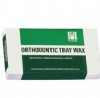 Orthodontic Tray Wax Stripes - White - Scented (48/Box)