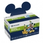 32856 - Procedure Mask Pleated Earloops Pediatric - Kid Design (Disney) 75/Box. Please note: Masks are non returnable