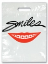 Bags - 2 Color Smiles w/Braces Large 9x13 (100)