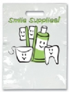 Bags - 2 Color Smile Supplies Large 9x13 (100)