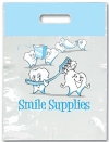 Bags - 2 Color Tooth Supplies Large 9x13 (100)
