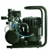DCI #P050 - Portable Lubricated Air Compressor - Single Head/.93 Gal Tank