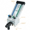 Belmed Nitrous Oxide Flowmeter Head Only - PC-7