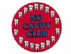 Stickers -  No Cavity Club(100pk)