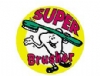 Stickers - Super Brusher Stickers  (100pk)