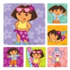 Stickers - Dora Summer Assorted (100pk)