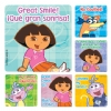 Stickers - Dental Dora Stickers 2.5x2.5  (100pk)