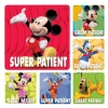 Stickers -  Patient Sticker Disney Characters (100pk)
