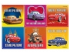 Stickers - Cars Patient Stickers (100pk)