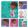 Stickers -  (100pk) Doc McStuffins
