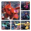 Stickers -  (100pk) Big Hero 6