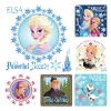 Stickers -  (100pk) Disney Frozen Dental