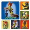 Stickers -  (100pk) Zootopia