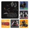 Stickers -  Star Wars Force Awaken  (100pk)