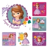 Stickers -  Sofia The 1st Patient  (100pk)