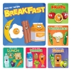 Stickers - HEALTHY EATING Stickers  (100pk)