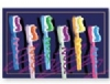 Recall Card - Toothbrushes 4-Up (200)