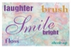 Recall Card - Smile Pastels Laser 4-Up (200)