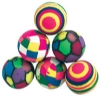 Toys - Ball Funky Print 32MM Assorted (36)