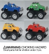 Toys - Trucks Monster Assorted (36)