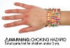 Bracelets - Childrens Colorful Assorted (48)