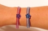 Bracelets - Childrens Flower Glit Assorted (24)