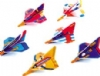 Toys - Plane Mini Star Gliders Assorted (72)