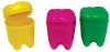 Thooth Savers - Toy Tooth Shaped Tooth Savers Assorted (72)