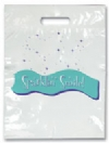 Bags - 2 Color Sparklin' Smile Small 7.5x9 (100)