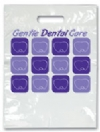 Bags - 2 Color Gentle Dental Care Small 7.5x9 (100)