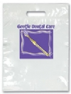 Bags - 2 Color Dental Care Brush Small 7.5x9 (100)