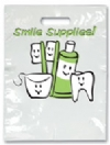 Bags - 2 Color Smile Supplies Small 7.5x9 (100)