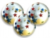 Toys - Ball Stars Hi-Bounce 32MM Assorted (100)