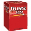 Tylenol X-Strength Caplet 500 mg - 50 x 2 Pack
