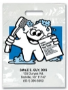 Bags - 2 Color McTooth Says Imprint 9x13 (500)