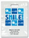 Bags - 2 Color Smile! Imprint 9x13 (500)
