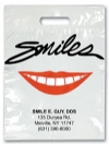 Bags - 2 Color Smiles Red Lips Imprint 9x13 (500)