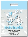 Bags - 2 Color Tooth Supplies Imprnt 7.5x9 (500)