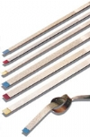 Compo-Strips: Hand-held autoclavable Diamond Finishing Instruments (6)