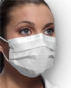 GCFCXSSF - White Level 3  Ultra™ Sensitive Earloop Mask (50/Box) Please note: Masks are non returnable